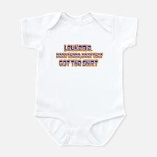 Leukemia Beat It! Infant Bodysuit