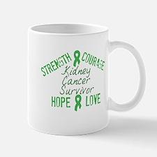 Kidney Inspirational Survivor Mug