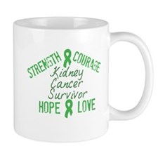 Kidney Inspirational Survivor Mug