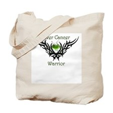 Liver Warrior Tote Bag