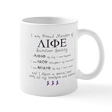 """Meaning of """"Life"""" Mug"""