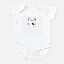 KISS ME I'm Hot! Infant Bodysuit
