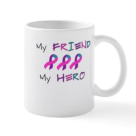 Hero Friend Tri Mug