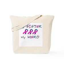 Hero Sister Tri Tote Bag