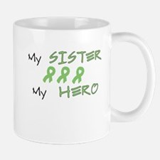Hero Sister Green Mug