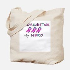 Hero Daughter Tri Tote Bag