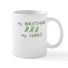 Hero Brother Green Mug