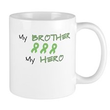 Hero Brother Green Small Mugs