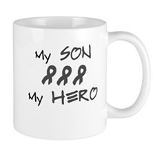 Hero Son Gray Mug