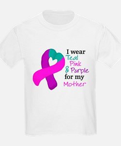 I WEAR TRI for my Mother T-Shirt