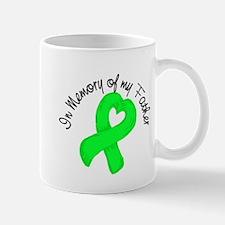 Memory Father Lime Mug