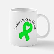Memory Friend Lime Green Mug