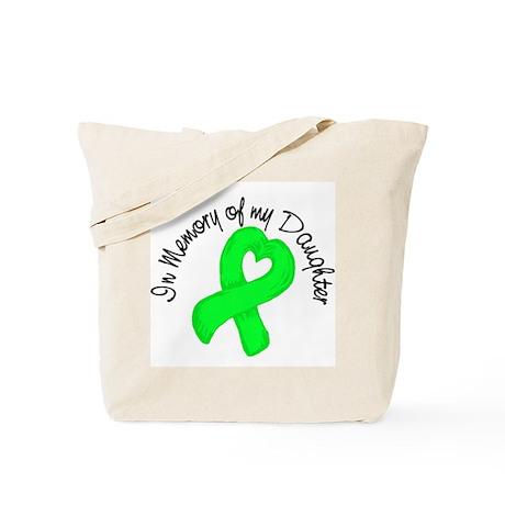 Memory Lime Daughter Tote Bag