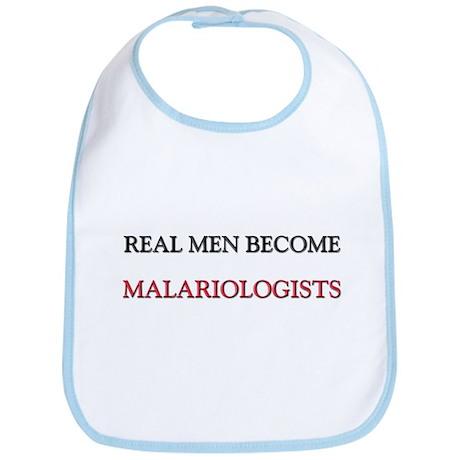 Real Men Become Malariologists Bib
