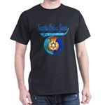 Santa Cruz Jews Black T-Shirt