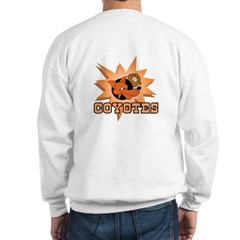 Coyotes Baseball Team Sweatshirt