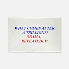 After a Trillion! Rectangle Magnet