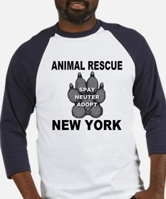 Cool Be the solution spay neuter adopt Baseball Jersey