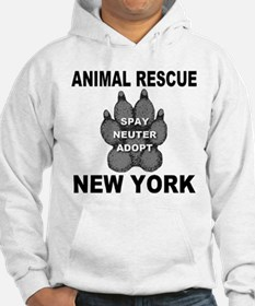 Funny Horses rescue Hoodie