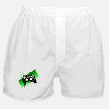Graffiti Box Pad Boxer Shorts