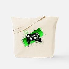 Graffiti Box Pad Tote Bag