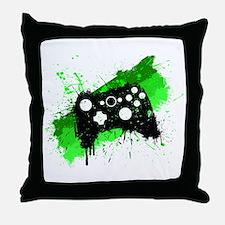Graffiti Box Pad Throw Pillow