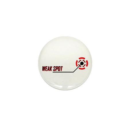 Weak Spot Mini Button