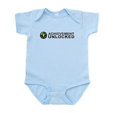 Achievement Unlocked Infant Bodysuit
