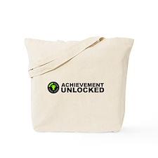 Achievement Unlocked Tote Bag