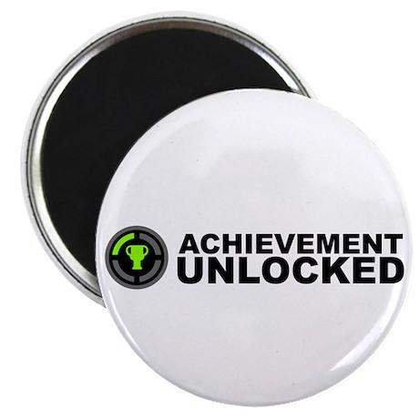 Achievement Unlocked Magnet