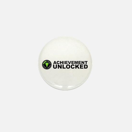 Achievement Unlocked Mini Button