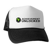 Achievement Unlocked Trucker Hat