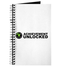Achievement Unlocked Journal