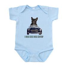 LOL French Bulldog Infant Bodysuit