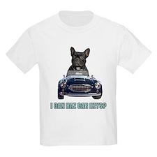 LOL French Bulldog T-Shirt