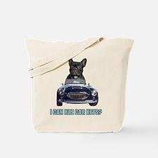LOL French Bulldog Tote Bag
