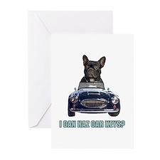 LOL French Bulldog Greeting Cards (Pk of 20)