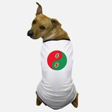 Spend Save Yin Yang Dog T-Shirt