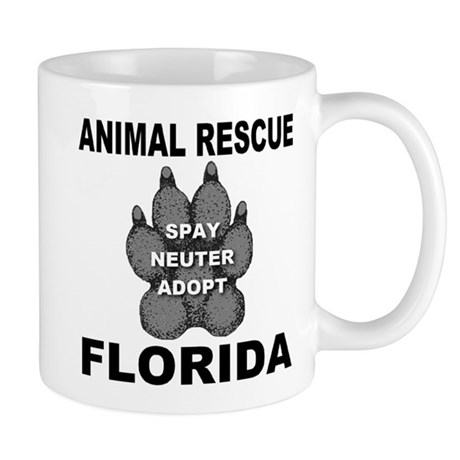 Florida Animal Rescue Mug
