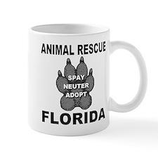 Florida Animal Rescue Mug