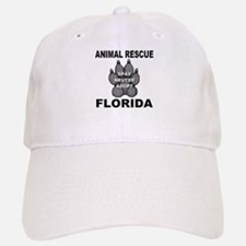 Florida Animal Rescue Baseball Baseball Cap