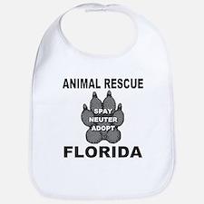 Florida Animal Rescue Bib