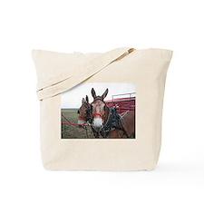 Cute Mule Tote Bag