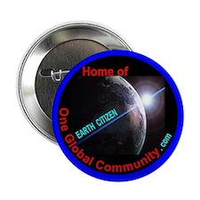 "Earth Space OGC .com 2.25"" Button (10 pack)"