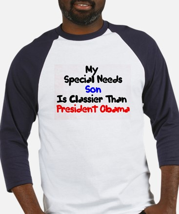 Special Needs Pride Baseball Jersey