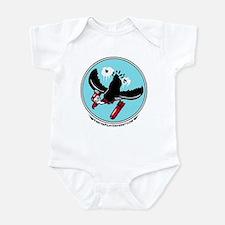 511th TFS Vultures Infant Bodysuit