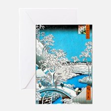 Cute Temples Greeting Card