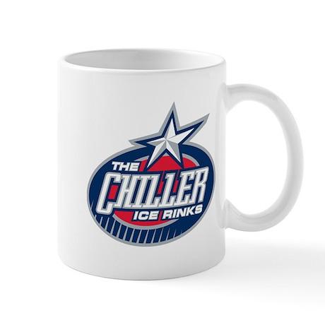 chiller logo mug by chillericerinks
