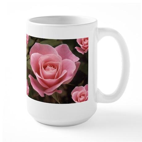 Perfect Rose Large Mug (full wrap)