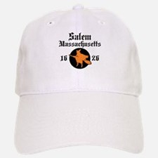 Salem Massachusetts Baseball Baseball Cap